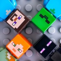 Cubism - Minecraft Portraits