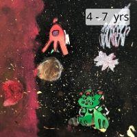 Mars Landscape 4-7 years