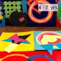 Relief Paper Sculpture 4-7 years
