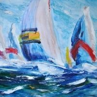 Yacht Race - 8+yrs