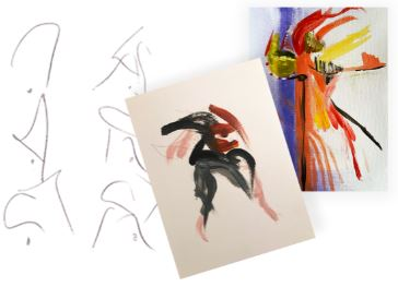Abstract Art Workshop - Movement