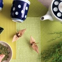 Origami  Workshop with Japanese Green Tea and Sweets - June