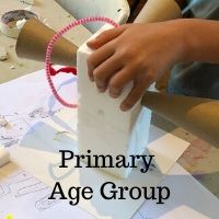 Primary School (7-11 yrs) - Scrap Machine