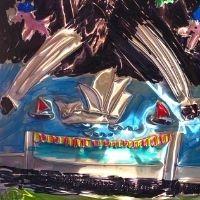 Embossed Foil Sydney Harbour Fireworks - 8+yrs
