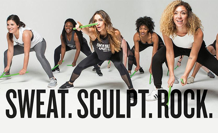 Fitness - Pound Rockout Workout Sydney Community College