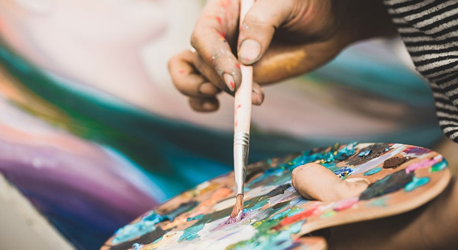 Painting classes sydney community college for Learn to paint with oils for free
