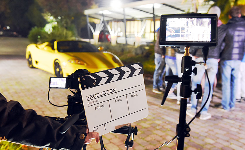 6 Night Film School Sydney Community College