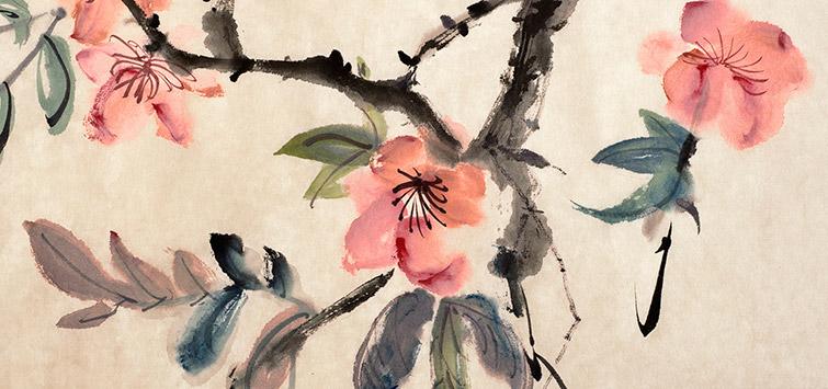 Chinese Brush Painting Intermediate And Advanced