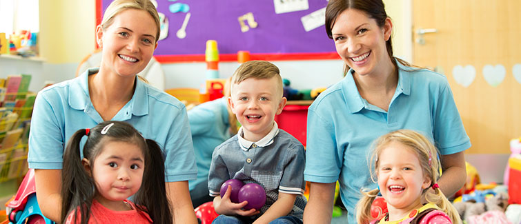 nursing and early childhood education Liberty university's online master of education in teaching and learning - early childhood education is designed to train you in planning and implementing appropriate curriculum for younger.