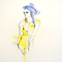Life Drawing Sketch Club (no tuition)