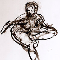 Dynamic Figurative Drawing with Michael Herron - Holiday Workshop