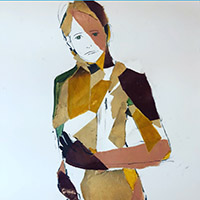 Abstracting the Figure with Dom Sutton - Holiday Workshop