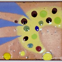 Painting with Molten Glass With Sally Aplin - Holiday Workshop