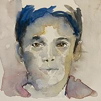 Watercolour Portraits: People & Pets Simplified