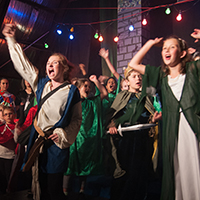 Oh What a Knight - Drama Classes in a Castle with Karyn Johnson - Holiday Workshop