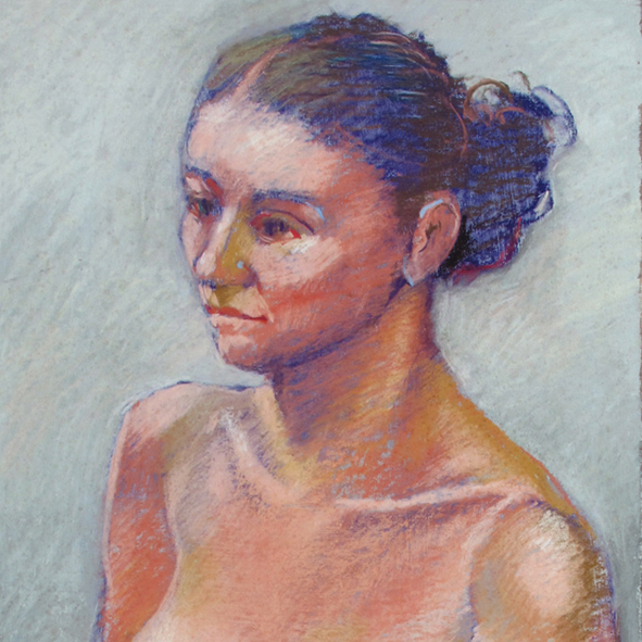 Painting with Pastels & Other Mediums - Bernard Devaux