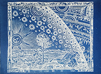 Design, Develop & Print Cyanotypes and T-shirts with Benjamin Stone-Herbert - Holiday Workshop