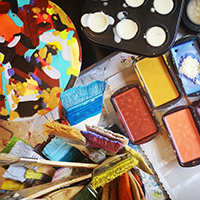 Encaustic Painting - 2 day Crash Course with Randal Arvilla - Holiday Workshop