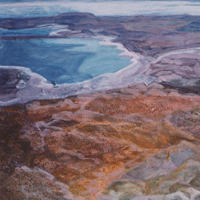 Layers of Colour, Shape & Form in Landscape - Holiday Workshop