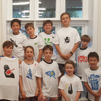T-Shirt Art with Rachel Carroll - Holiday Workshop
