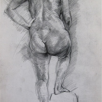 Life Drawing with Brandt Lewis - Holiday Workshop