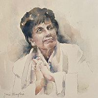 Portraits in Watercolour with Susie Murphie - Holiday Workshop