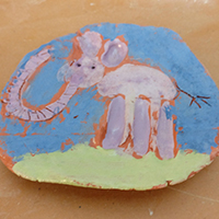 Ceramic creatures of the jungle with Szilvia Gyorgy - Holiday Workshop