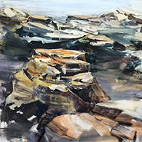 Painting - Tim Allen