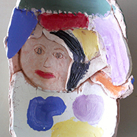 Ceramic Portraits with Szilvia Gyorgy - Holiday Workshop