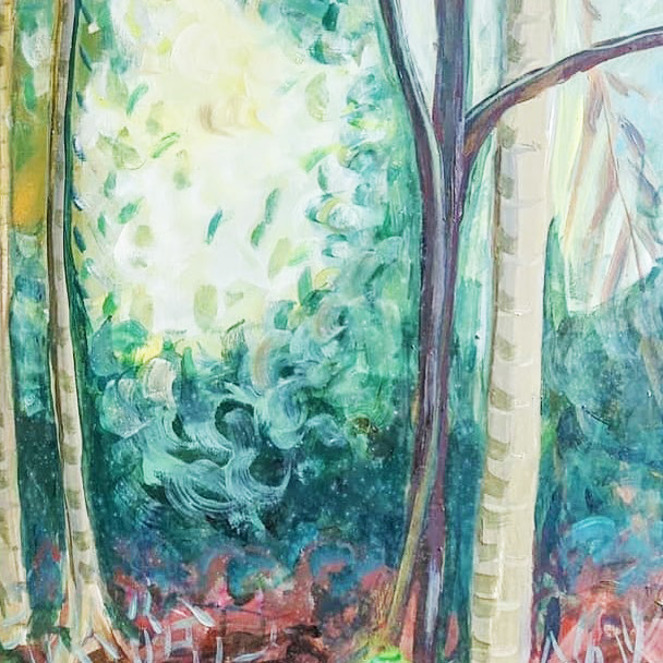 Art and Nature (5 - 12 year olds) - Rachel Carroll