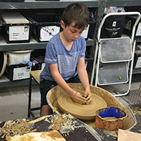 Beginners Clay for Kids with Montessa Maack - Holiday Workshop