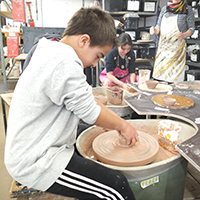 Discovering Clay for Kids with Tim Goodman - Holiday Workshop