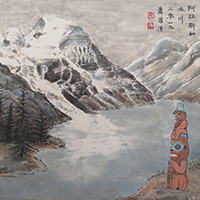 Chinese Painting - Patrick Siu