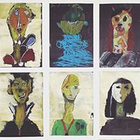 Exploring Art (5 to 8 year olds) - Chrissie Ianssen