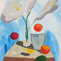 Learn to Paint Like Dali with James McCallum - Holiday Workshop