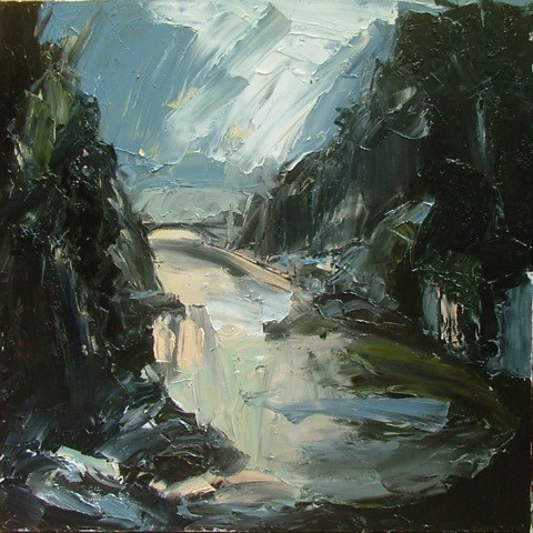 Clouds, Storms, Rain, Sudden Light with Rowen Matthews - Holiday Workshop