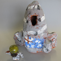 Out of Space - Ceramics for children