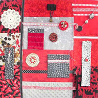 Make a BeCalm Blanket with Marta Madison - Holiday Workshop