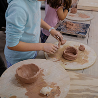 Clay Play with Eleanor Amiradaki - Holiday Workshop