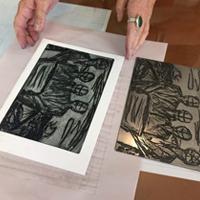 Aluminium Etching - with Seraphina Martin