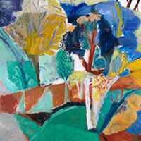 Expressionist Landscape Painting with Jo Bertini - Holiday Workshop
