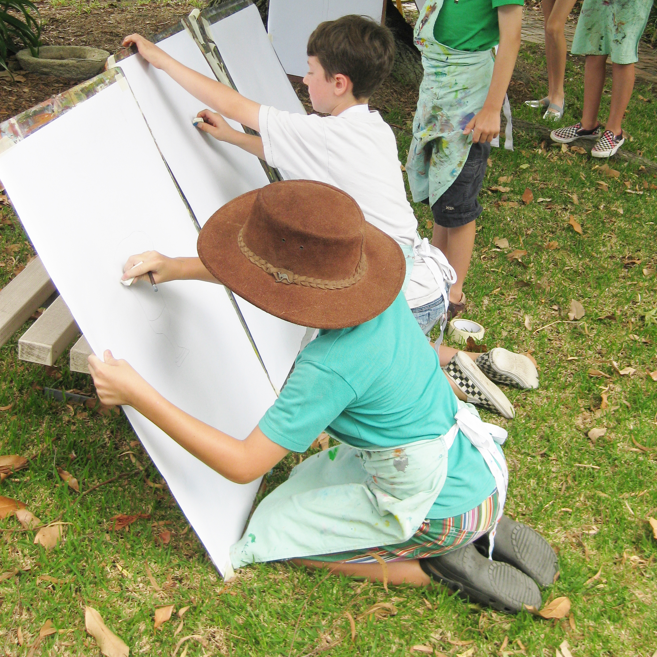 Painting En Plein Air with Rachel Carroll - Holiday Workshop