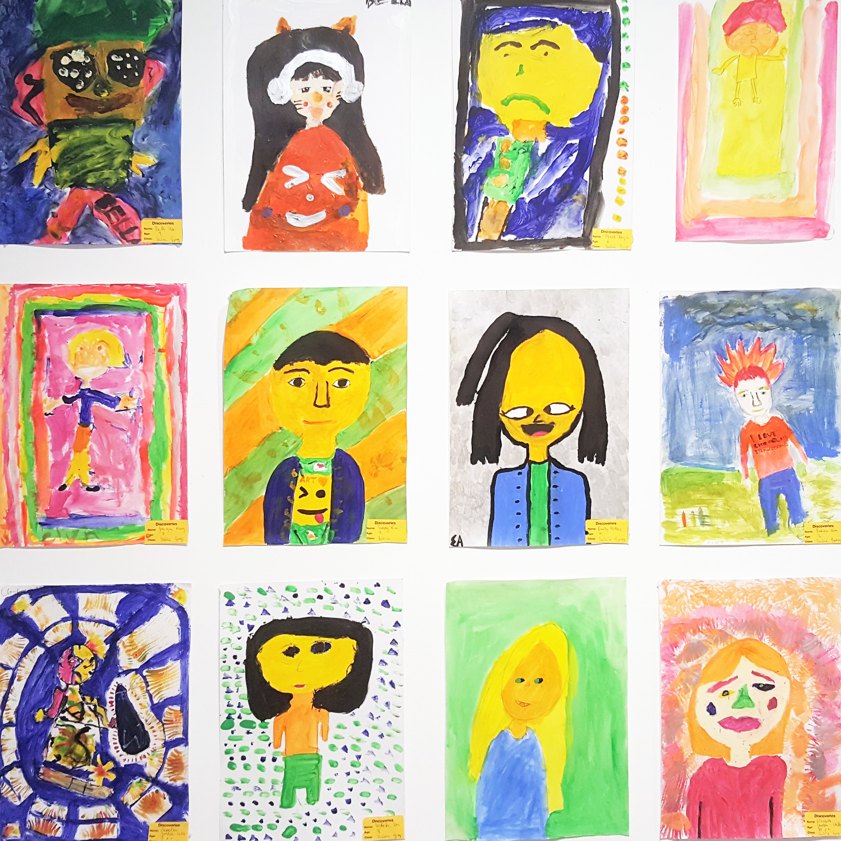 Art Tuesday for Young Children (5 to 12 year olds) - Szilvia Gyorgy