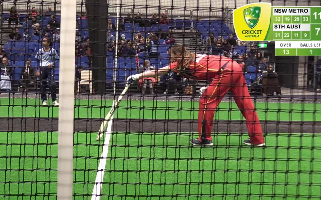 2019 Indoor Cricket National Championships 14 and Under Girls – NSW Metro v SA