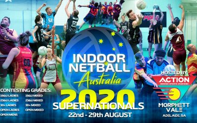 Indoor Netball Federation Australia would like to …