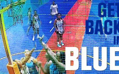 Get Back in Blue