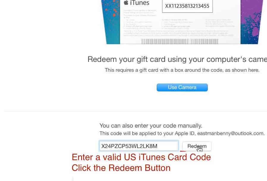 How To Make A US iTunes Store Account