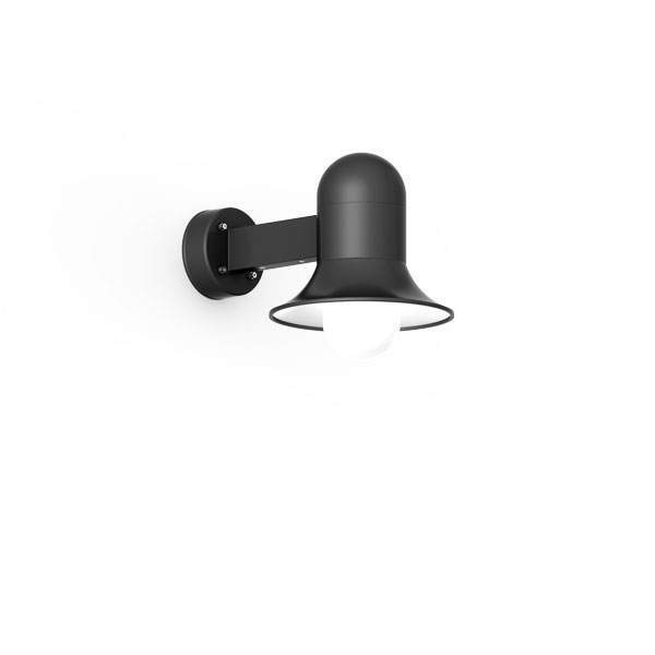 Atlantic small shade wall light 600x600