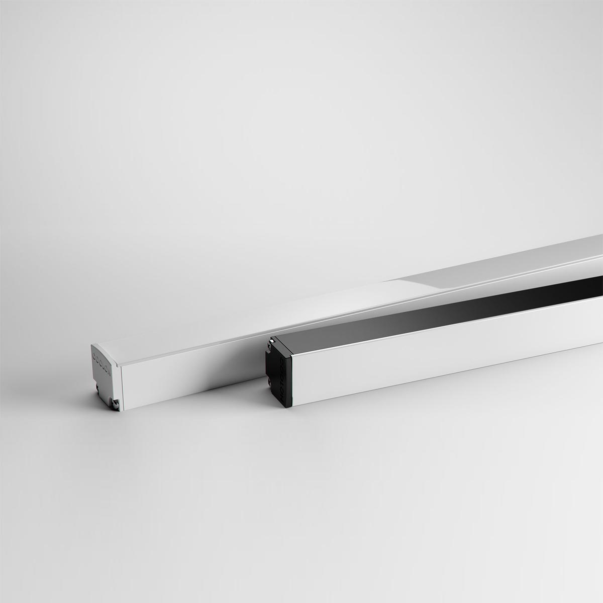 Aris UG Compact Linear Marker Luminaire with Homogeneous Light Output (11W or 28W pr 40W)