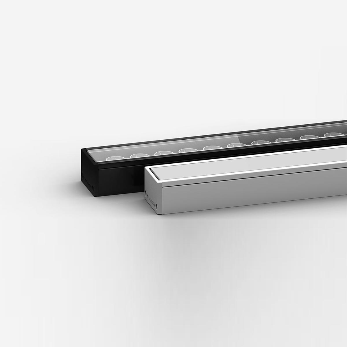 Beam -  High Power Linear Luminaire with Optical Control 60W